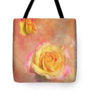 Betsy's Roses Tote Bag