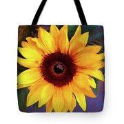Betsy's Sunflower Tote Bag