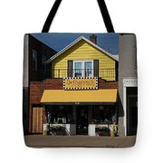 Betty James Tote Bag