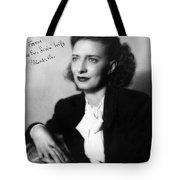 Betty Smith (1896-1972) Tote Bag