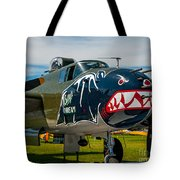 Betty's Dream Landed Tote Bag