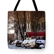 Betty's Place Tote Bag