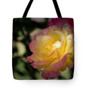 Bettys Rose Tote Bag
