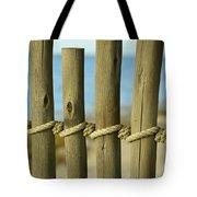 Between Lines Tote Bag