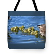 Between Mom And Pop Tote Bag