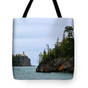 Between Rocks Panorama Tote Bag