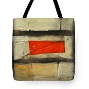 Between The Bars Tote Bag