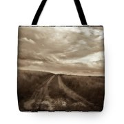 Between The Fields, Poland Tote Bag