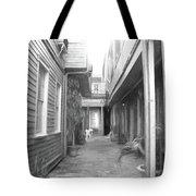 Between The Walls Tote Bag
