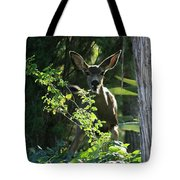 Beverly Hills Deer Tote Bag