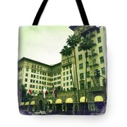 Beverly Hills Rodeo Drive 4 Tote Bag