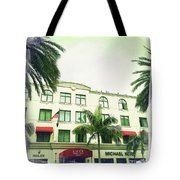 Beverly Hills Rodeo Drive 5 Tote Bag