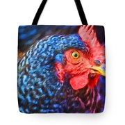 Beverlys Chicken Tote Bag