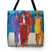 Bevy Of Beauties Tote Bag