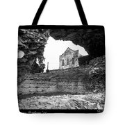 Beware The Warehouse Tote Bag