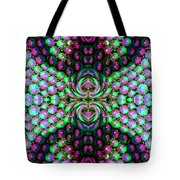 Bewitched Pattern Three Tote Bag