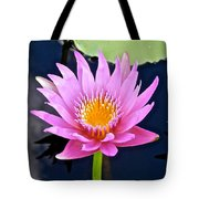 Beyond Beautiful Water Lily 2 Tote Bag