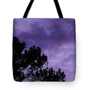 Beyond Dusk In The South Tote Bag