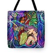 Beyond Fantasy Tote Bag