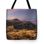Beyond Inspiration Point Tote Bag