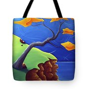Beyond Limitations Tote Bag