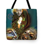 Beyond Masks Tote Bag