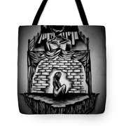 Beyond My Minds Reach Tote Bag