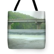 Beyond Otranto Dam Tote Bag