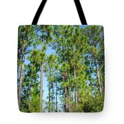 Slash Pines Tote Bag