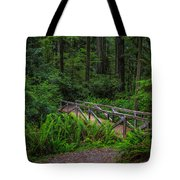 Beyond The Bridge Tote Bag
