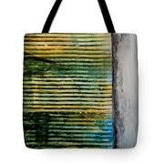 Beyond The Fence Tote Bag