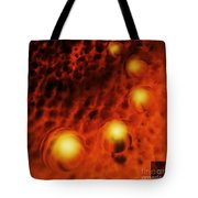 Beyond The Fires Tote Bag