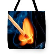 Beyond The Flame Tote Bag