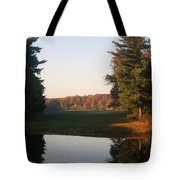 Beyond The Gardens Tote Bag