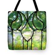 Beyond The Glass Tote Bag