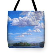 Beyond The Lake Tote Bag