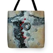 Beyond The Obvious Tote Bag by Phyllis Howard
