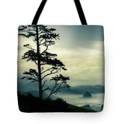 Beyond The Overlook Tree Tote Bag