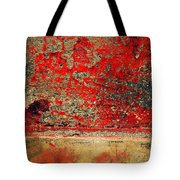 Beyond The Peeling Paint Tote Bag