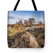 Beyond The Rocks Tote Bag