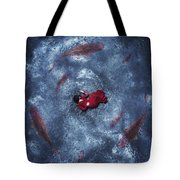 Beyond The Surface  Tote Bag