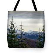 Beyond The Trees Tote Bag