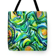 Beyond The Unknown - Right Tote Bag