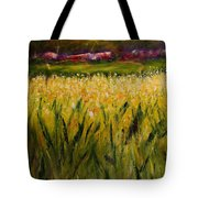 Beyond The Valley Tote Bag by Shannon Grissom