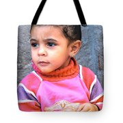 Beyond What  They Want You To See Tote Bag