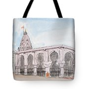 Bhimashankar Jyotirling Tote Bag