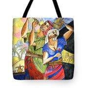 Biblical Story Tote Bag