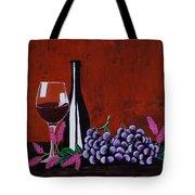 Bicchiere Di Vino Tote Bag