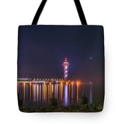 Bicentennial Tower Tote Bag