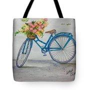 Bicycle I Tote Bag